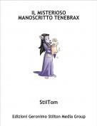 StilTom - IL MISTERIOSO MANOSCRITTO TENEBRAX