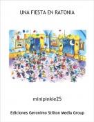 minipinkie25 - UNA FIESTA EN RATONIA