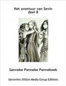 Sanneke Panneke Pannekoek - Het avontuur van Sevindeel 8