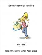Lucre03 - Il compleanno di Pandora
