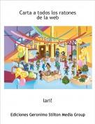 lari! - Carta a todos los ratonesde la web