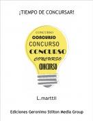 L.marttii - ¡TIEMPO DE CONCURSAR!