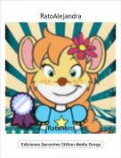 Ratalibro - RatoAlejandra