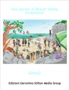 Ginny3 - Una partia di Beach Volley strepitosa!