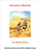 For:Media Stilton - Concursos y Misterios