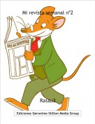 Ratau3 - Mi revista semanal nº2
