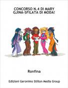 Ronfina - CONCORSO N.4 DI MARY GJINA-SFILATA DI MODA!