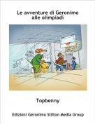 Topbenny - Le avventure di Geronimoalle olimpiadi