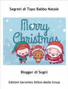 Blogger di Sogni - Segreti di Topo Babbo Natale