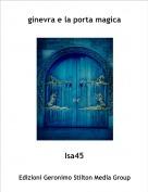 Isa45 - ginevra e la porta magica