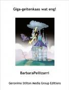 BarbaraPellizarri - Giga-geitenkaas wat eng!