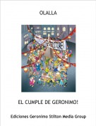 EL CUMPLE DE GERONIMO! - OLALLA