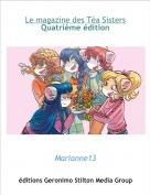 Marianne13 - Le magazine des Téa SistersQuatrième édition