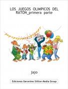 jajo - LOS  JUEGOS  OLIMPICOS  DEL    RATON_primera  parte