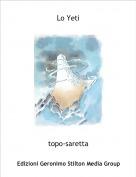 topo-saretta - Lo Yeti