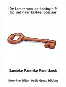 Sanneke Panneke Pannekoek - De kamer voor de koningin 9 Op pad naar kasteel obscuur