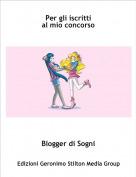 Blogger di Sogni - Per gli iscrittial mio concorso