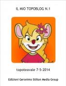 topoteavale 7-5-2014 - IL MIO TOPOBLOG N.1