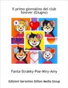 Fanta-Strakky-Poe-Miry-Amy - Il primo giornalino del club forever (Giugno)