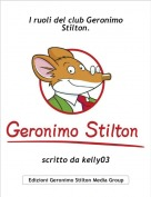 scritto da kelly03 - I ruoli del club Geronimo Stilton.