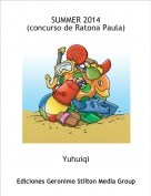 Yuhuiqi - SUMMER 2014(concurso de Ratona Paula)