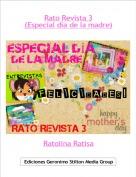 Ratolina Ratisa - Rato Revista 3(Especial día de la madre)