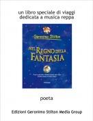 poeta - un libro speciale di viaggi dedicata a musica reppa