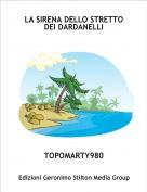 TOPOMARTY980 - LA SIRENA DELLO STRETTO DEI DARDANELLI
