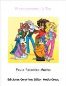 Paula Ratonleo Mucho - El campamento de Tea