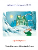 squizza pizza - halloween che paura!!!!!!!!