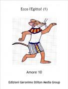 Amore 10 - Ecco l'Egitto! (1)