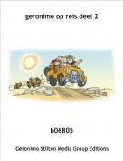 b06805 - geronimo op reis deel 2