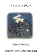Saretta Fonduta - # A CASA DA SOLO #
