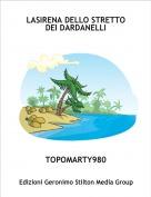 TOPOMARTY980 - LASIRENA DELLO STRETTO DEI DARDANELLI
