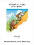 Marti01 - ECO DEL RODITORENuovo record!!