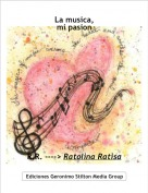 R.R. ----> Ratolina Ratisa - La musica,mi pasion
