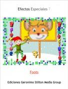 Foots - Efectos Especiales 7