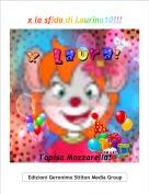 Topisa Mozzarella! - x la sfida di Laurina10!!!
