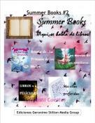 Cuenta Cuentos - Summer Books #2