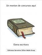 Elena escritora - Un monton de concursos aqui