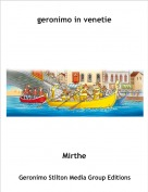 Mirthe - geronimo in venetie