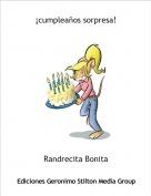 Randrecita Bonita - ¡cumpleaños sorpresa!