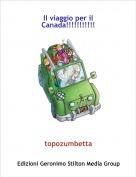 topozumbetta - Il viaggio per il Canada!!!!!!!!!!!