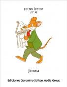 jimena - raton lector nº 4