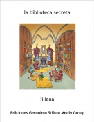 liliana - la biblioteca secreta