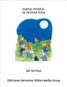 de teresa - nueva revista:la revista luna