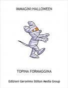 TOPINA FORMAGGINA - IMMAGINI:HALLOWEEN