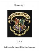 Lara - Hogwarts 1