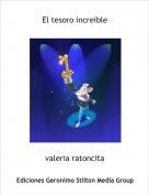 valeria ratoncita - El tesoro increible