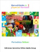 ·Periodista Stilton· - Manualidades n. 2¡Especial Navidad!